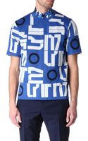 Jil Sander Graphic T-shirt - Lyst
