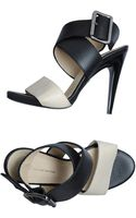 C'n'c' Costume National Platform Sandals - Lyst