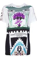 Mary Katrantzou Printed Tshirt - Lyst