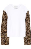 3.1 Phillip Lim Jacquard Sweater - Lyst