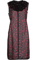 Marc Jacobs Short Dresses - Lyst