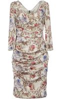 Dolce & Gabbana 34 Length Dresses - Lyst