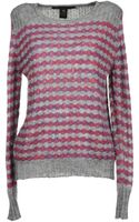 Marc By Marc Jacobs Long Sleeve Sweaters - Lyst