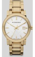 Burberry Classic Stainless Steel Watch - Lyst