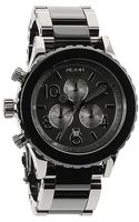 Nixon The 4220 Chrono Watch in Gunmetal Black Acetate - Lyst