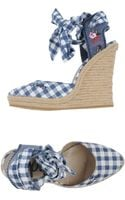 Replay Espadrilles - Lyst