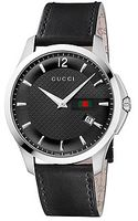 Gucci Gtimeless 40mm Leather Strap Watch - Lyst
