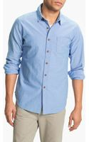 Obey Elden Oxford Shirt - Lyst