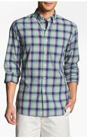 Brooks Brothers Regular Fit Sport Shirt - Lyst