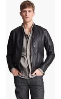 Field Scout Leather Jacket - Lyst