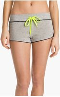 Steve Madden Earn Your Stripes Terry Lounge Shorts - Lyst