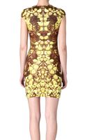 McQ by Alexander McQueen Rose Petal Dress - Lyst