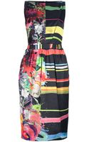 Preen By Thorton Bregazzi Sleeveless Dress - Lyst