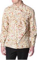Vivienne Westwood Patterned Shirt - Lyst