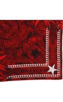 Givenchy Paradise Star Silk Scarf - Lyst