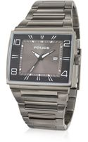 Police Evade Stainless Steel Date Watch - Lyst