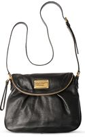 Marc By Marc Jacobs Classic Q Natasha Leather Crossbody Bag - Lyst
