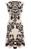 McQ by Alexander McQueen Iris Jacquard Dress - Lyst