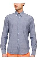 Gant Rugger Selvage Madras Ez Fit Shirt - Lyst