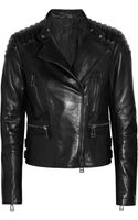 Belstaff Sidney Leather Biker Jacket - Lyst