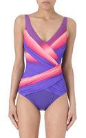 Gottex Rainbow Goddess Swimsuit - Lyst
