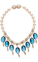 Mawi Pearl Necklace - Lyst