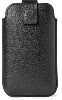 Smythson Leather Smartphone Case - Lyst