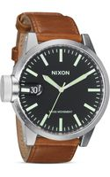 Nixon The Chronicle Watch 4825mm - Lyst