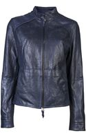 Beryll Leather Jacket - Lyst