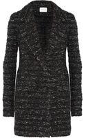 Etoile Isabel Marant Ifea Knitted Coat - Lyst