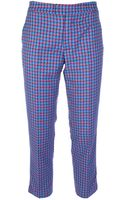 Marc By Marc Jacobs Straight Leg Trouser - Lyst