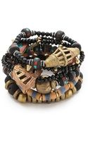 Vanessa Mooney Beyond The Walls Bracelet Set - Lyst