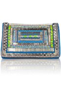 Matthew Williamson Fully Embellished Clutch Bag - Lyst