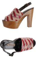 A Trois Sandals - Lyst