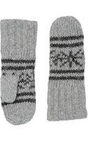 Ganni Gloves - Lyst