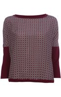 Weekend Max Mara Tenore Long Sleeved Top - Lyst