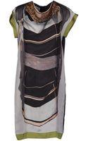 Philosophy di Alberta Ferretti Short Dress - Lyst