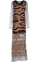 Maison Martin Margiela Long Dress - Lyst
