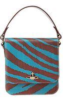 Vivienne Westwood Zebra Tote Bag - Lyst
