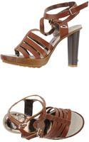 Guardiani Sport Sandals - Lyst