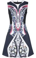 Peter Pilotto Naomi Sleeveless Dress - Lyst