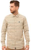 RVCA The Firekeeper Buttondown Shirt - Lyst