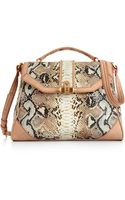 Rachel Rachel Roy Natural Native Messenger Bag - Lyst