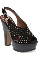 Jessica Simpson Kingston Platform Sandals - Lyst