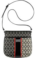 Nine West On Cloud 9 Medium Crossbody - Lyst