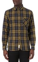 Rag & Bone Plaid Pocket Shirt - Lyst