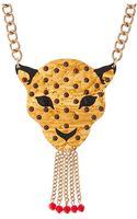 Tatty Devine Leopard Necklace - Lyst