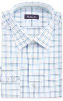 Robert Graham Ford Windowpaneplaid Dress Shirt - Lyst