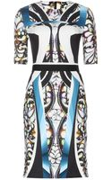 Peter Pilotto Eva Print Dress - Lyst
