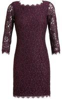Diane Von Furstenberg Zarita Lace Dress - Lyst
